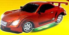 Lexus SC 430 Red full function Radio Control under body lights 1:20 Ages 6+ New
