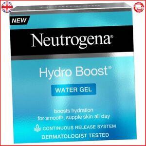 Neutrogena Hydro Boost Water Gel Moisturiser for Dry Skin 50ml