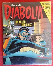 DIABOLIK  IL GRANDE N° 2 2008 UN KILLER PER GIOCO NUOVO EDICOLA