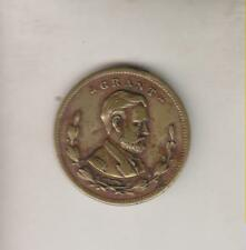 1868 PRESIENTIAL CAMPAGIN TOKEN/COIN - GRANT AND COLFAX