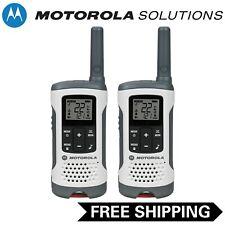 Motorola Talkabout T260 Two-Way Radio, 2 Pack, White
