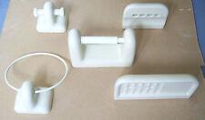 Soap Dish/Dispenser Ceramic Bath Accessory Sets