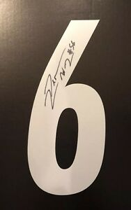 Pittsburgh Steelers LaMarr Woodley Autographed Jersey Number Oakland Raiders
