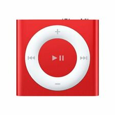 Apple iPod Shuffle 4th Generation (2GB) - Red (PRODUCT)