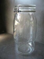 Bocal 2 litres en verre Le Parfait