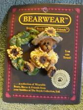 Boyds Bear > Bloomin F.O.B. Pin > Bearwear Collection > #01999-11