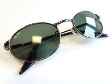 RAY BAN VINTAGE BAUSCH & LOMB CHROME/STEEL FLEX SIDESTREET CATS SUNGLASSES W2839
