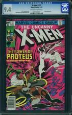 X MEN # 127 US Marvel 1979 John Byrne CGC 9.4 Presque comme neuf