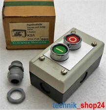 Moeller RMQ22 Einlegeschild für Drucktaster Schwarz Drehen  NEU