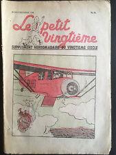 Tintin - Hergé - Le Petit Vingtieme du 8 decembre 1938 - N48 -  Syldavie -TBE