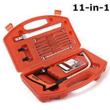 11in1 Multi Functional Magic Saw Hand Saw Set DIY Kit Metal Wood Glass Cutting