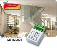 Minuterie encastré 2000W avec neutre MTM2000e Yokis 5454351