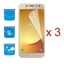 Para Samsung Galaxy J5 2017 Protector De Pantalla Cubierta Protector Lámina film LCD X 3