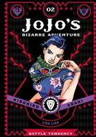 JoJo's Bizarre Adventure Part 2 Battle Tendency 2, Hardcover by Araki, Hirohi...