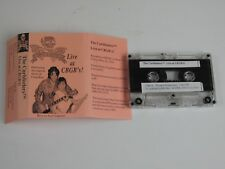 the curbfeelers live at crgb's RARE ADVANCE CASSETTE wis PUNK fu505