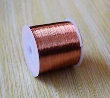 YMC0.14*1000m  Enameled Copper Wire 0.14mm Solder Weld Repair Magnetic 1000m