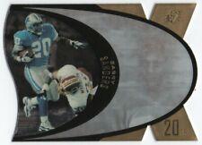 1997 SPx Gold 45 Barry Sanders Detroit Lions Odd 1:9
