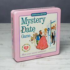 Mystery Date Nostalgia Editon Collectible Tin Vintage Classic Board Game SEALED