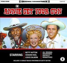 ORIGINAL SOUNDTRACK - ANNIE GET YOUR GUN [DELTA] (NEW CD)