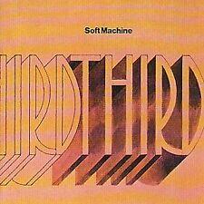 Soft Machine -Third, CD Album, VERY GOOD CONDITION