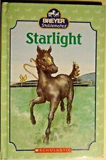 Hc Book Scholastic Breyer Stablemates Starlight Kristin Earhart 2006