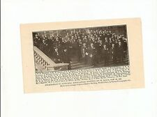 Delegation to National Association St. Louis Meeting 1903 Picture Baseball