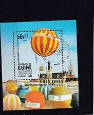 Guine-Bissau 1983 - Vliegtuigen/Airplanes/Luftfahrzeugen (Balloons)