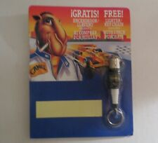 Camel Cigarette Spark Plug Lighter Key Ring  MOC