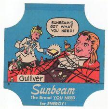 Sunbeam - FAIRY TALES - Bread End Label - Little Miss Sunshine - GULLIVER