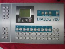 Union L760-u-2000 Dry Cleaning Machine Dialog 700 Eptar Control Board