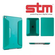 STM Studio Sleek Fitted Case Folio Cover Magnetic Closure iPad Air 2 Atlantis