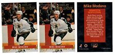 1X MIKE MODANO 1992-93 Pro Set #7 TEAM LEADER INSERT Bulk Lot Available