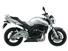 Suzuki retocar Kit De Pintura Gsxr1000 Sv650/1000 gsf600/1200 Sonic plata metálica.