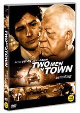 TWO MEN IN TOWN / Deux Hommes Dans La Ville (1973) - Alain Delon DVD *NEW