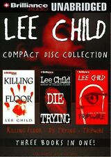 Lee CHILD / JACK REACHER Collection VOL_1  [ Audiobook ]