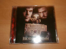 "DARIO MARIANELLI "" BROTHERS GRIMM ""  SOUNDTRACK CD ALBUM - EXCELLENT"