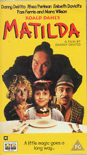 MATILDA (Roald Dahl) VHS - BRAND NEW AND SEALED