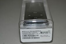 Apple iPod nano 5th Generation Black 8Gb Mc031Ll/A Aac Mp3 Player Collectible Bn
