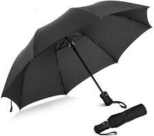 Regenschirm Taschenschirm Schirm Sturmfest bis 140Km/h Auf-Zu-Automatik