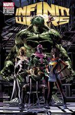Infinity Wars 2 - Die finale Entscheidung - Panini - Comic – VB ET: 12.07.19