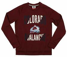 Outerstuff NHL Youth/Kids Colorado Avalanche Performance Fleece Sweatshirt