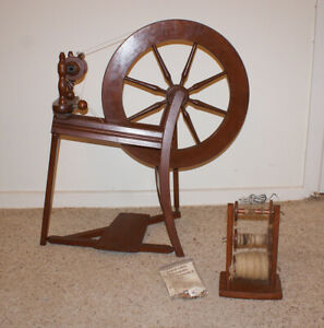 Spinning Wheel - Ashford The Traditional Deluxe