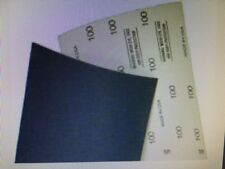 "Sand Paper Sheets fit American Rental 8""x20"" Va10 100 (50 sheets per package)"