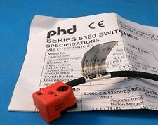 PHD 53624 HALL EFFECT PROXIMITY SENSOR SWITCH 4.5-24VDC