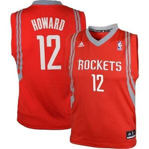 Houston Rockets  Dwight Howard basketball jerseys