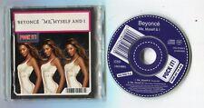 Beyonce - 3-INCH cd-single - ME MYSELF AND I 2-track bama boys throwback remix