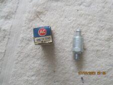 NOS 1966 CHEVROLET CORVETTE 327 , 1967 CAMARO 302. 396 AC CV 726C PCV