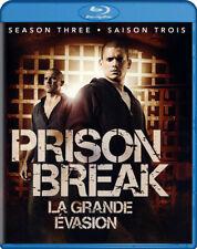 Prison Break - Season 3 (Bilingual) (Boxset) ( New Blu