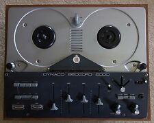 Bang & Olufsen Dynaco Beocord 2000 Reel to Reel Serviced & Tested