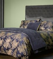 Christy Charleston Superking Duvet Cover Set RRP: £150